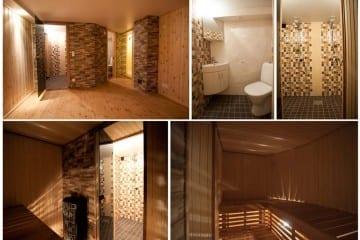 keldri väljaehitamine saunaks puhkeruumiks