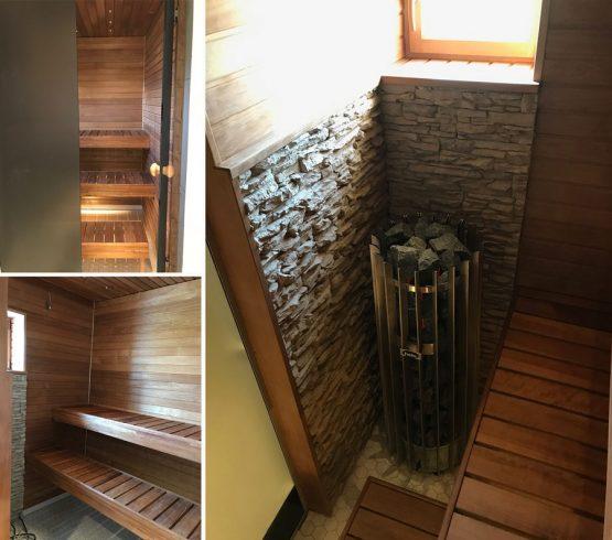 saun, leiliruum